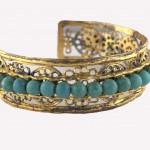 Ottoman Tuquoise Cuff Bracelet