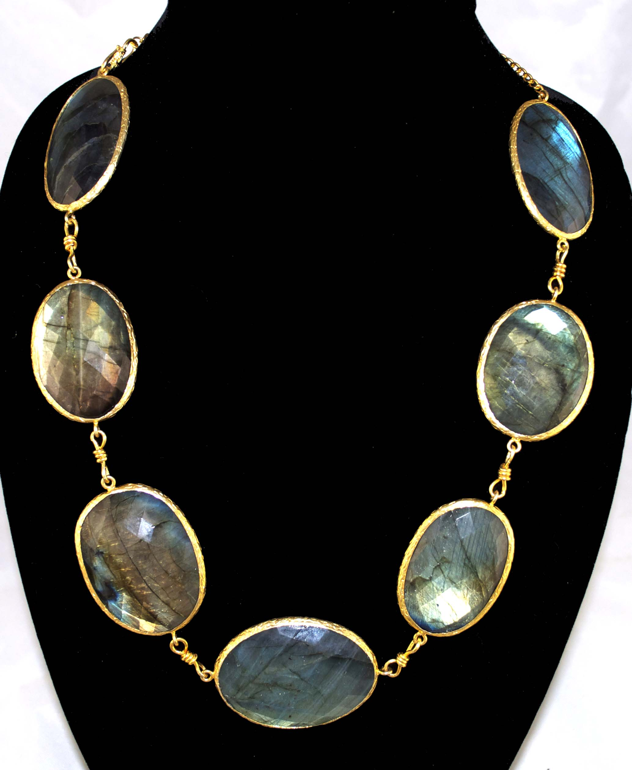 blue statement flash silver description gemstone labradorite necklace pendant shop sterling set bezel