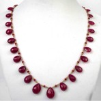 Ruby Passion Necklace